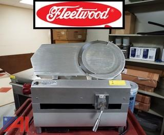 Fleetwood BF300 Commercial Meat Slicer