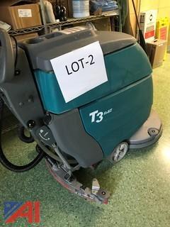 2010 Tennant T-3 Auto Scrubber