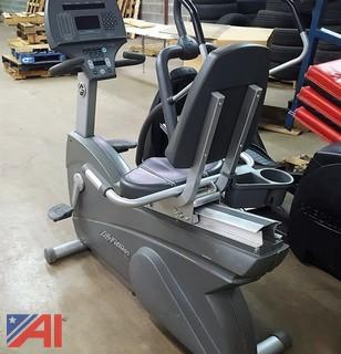 Life Fitness Exercise Bike