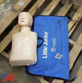 Little Junior Laerdal CPR Manikin