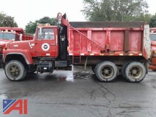1989 Ford LT8000 Dump Truck