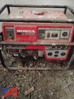**UPDATED** Honda EB5000 Generator