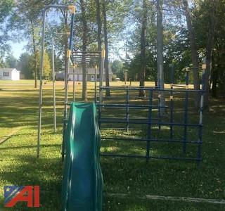 Heavy Duty Playground Equipment