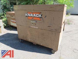 Knaack Rolling Portable Gang Box on Wheels