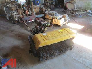 Cleasby Mfg. Co. Sweeper Broom