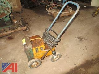 Oster Snake Sewer Machine