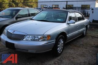 2000 Lincoln Continental Sedan