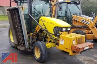 2005 John Deere 5425 Tractor with Flail Attachment