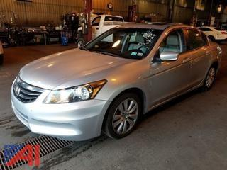 **Mileage added** 2012 Honda Accord 4 Door