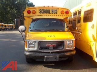 2002 GMC Savana Mini School Bus