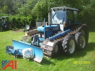 1995 Ford 5030 Tractor/Groomer