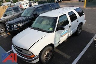 1999 Chevrolet Blazer SUV