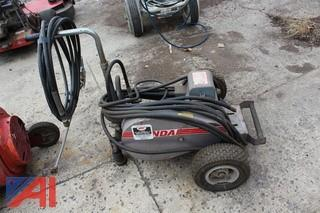Honda Electric Pressure Washer
