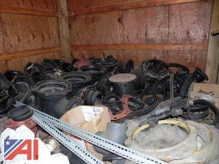"""Ductile Fittings 6"""" - 8""""  New/Old Stock"""