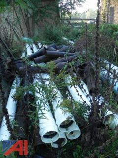 Approx(12) 20' PVC Pipes, New/Old Stock