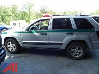 2005 Jeep Grand Cherokee SUV/Emergency Vehicle