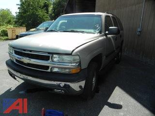 2004 Chevrolet Tahoe SUV