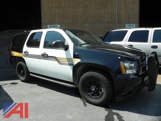 2011 Chevrolet Tahoe 4 Door/Police Vehicle