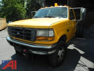 1997 Ford F350 Cab and Chassis