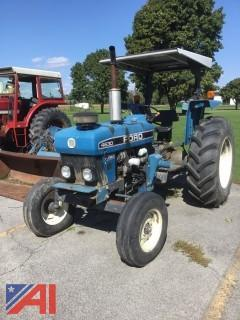 Ford 4630 Utility Tractor with Loader