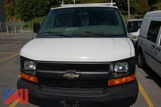 2010 Chevrolet Express 3500 Van