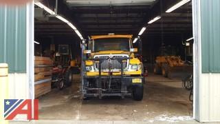 2005 International 7600 Dump Truck