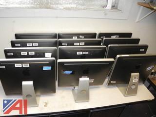 """(13) 2008 20"""" Apple iMacs"""