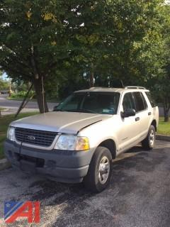 2004 Ford Explorer XLS SUV