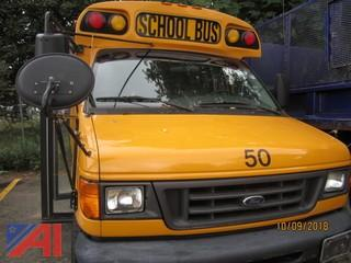 2003 Ford E350 Mini School Bus