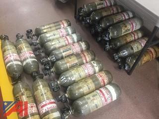 (26) SCBA Bottles