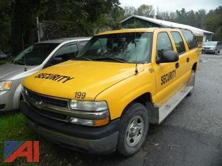 2003 Chevrolet Suburban SUV