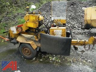 1985 Rayco RG1637A Stump Cutter