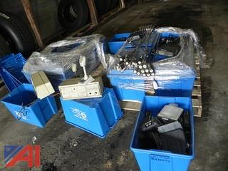 (2) Pallets of Radios