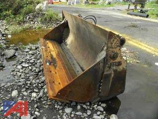 1996 JRB-Case 621B Clam Bucket