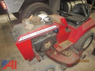 Wheel Horse Lawn Mower