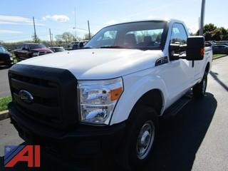 **5% BP** 2015 Ford F250 Pickup Truck