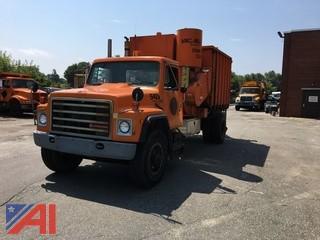 1987 International 1954 Dump Truck