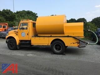 1991 International 4600 Sewer Rod Truck