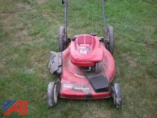 "22"" Toro GTS Lawn Mower"
