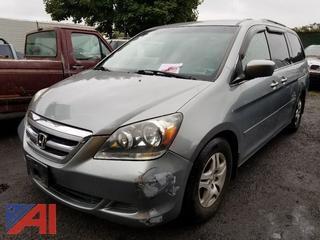 2006 Honda Odyssey Van