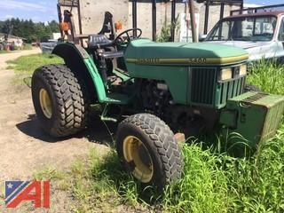 1995 John Deere 5400 Tractor