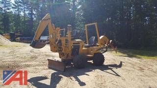 2005 Vermeer RT450 Utility Tractor