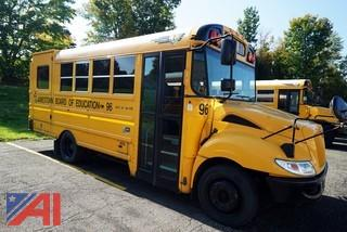 2011 IC PB405 School Bus with Wheelchair System
