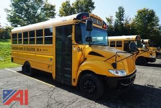 2011 IC PB405 School Bus