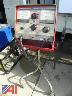 Marquette Generator-Alternator-Regulator Tester