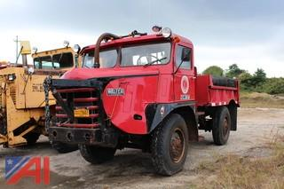 1957 Walters UTD Snow Fighter Dump Truck