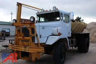 **Lot Updated** 1979 FWD RB44182671T Sander Truck