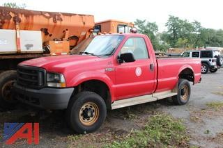 2004 Ford F250 SD Pickup Truck