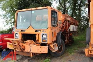 1997 Mack MR688S Sander Truck