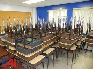 Approx (100) Student Desks